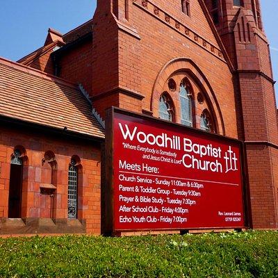 Woodhill Baptist Church, Colwyn Bay
