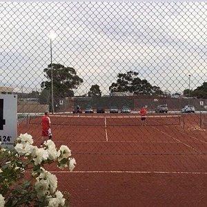 Scoresby Tennis Centre