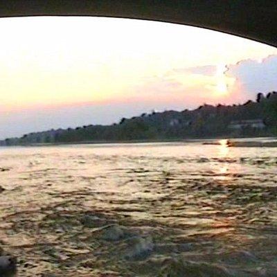 Мост Вильсона через Луару