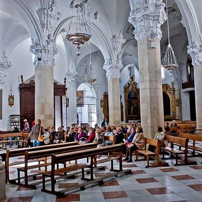 Iglesia de la Asunción. Referente del barroco cordobés.