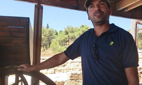 Wisam Kharouf - Tour Guide