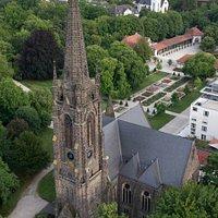 Evangelische Dankeskirche Bad Nauheim