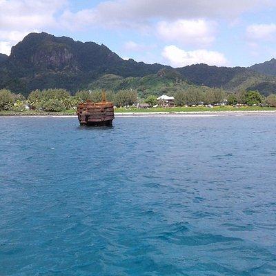 Wreck of the Matai