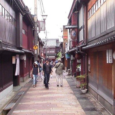"""Tera-machi che significa """"città dei templi""""."""