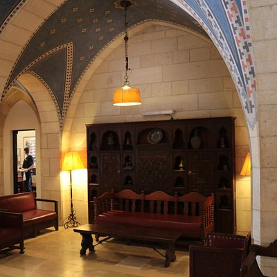 Jerusalem International YMCA - lobby (2)