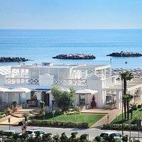 La Spiaggia con terrazza panoramica