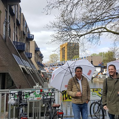 Best guided tour Rotterdam