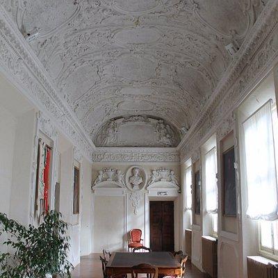 Palazzo dei Principi Ferrero Fieschi, Galleria