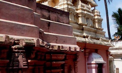 The Narasimha Swamy Temple Gopuram