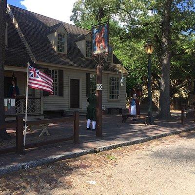 Beautiful Colonial Williamsburg