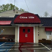 Entrance, China Villa, Middleton