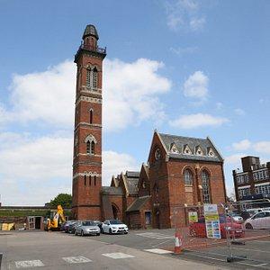 Edgbaston Waterworks Tower, Birmingham.
