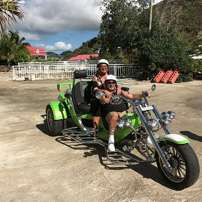 A very awesome experience everyone should try while in Sint Maarten.