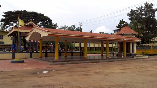 Kumarakom: Sree Kumaramangalam Subramanyaswamy Temple