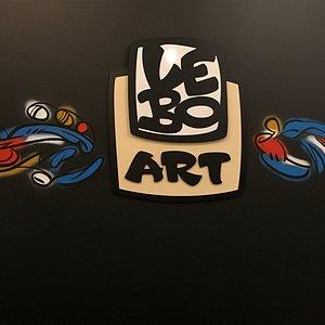 Lebo Art Pop-Up Shop, Miami Beach