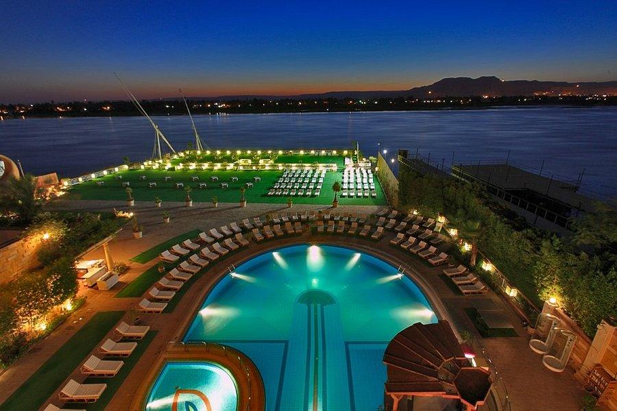 ソネスタ セント ジョージ (Sonesta St. George Hotel Luxor ...