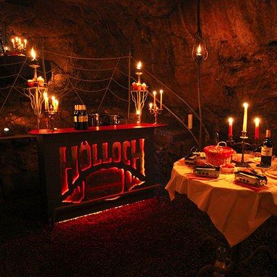 Hölloch Höhlen-Raclette - einfach unvergleichlicht gut!