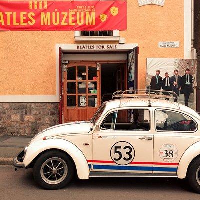 Egri Road Beatles Múzeum