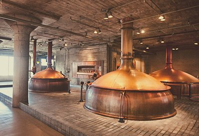 Our Copper Brewhouse