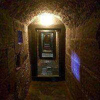Mazy underground prison