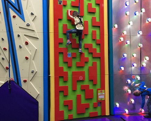 My girls in their element!!! We love Clip and Climb Preston!!!