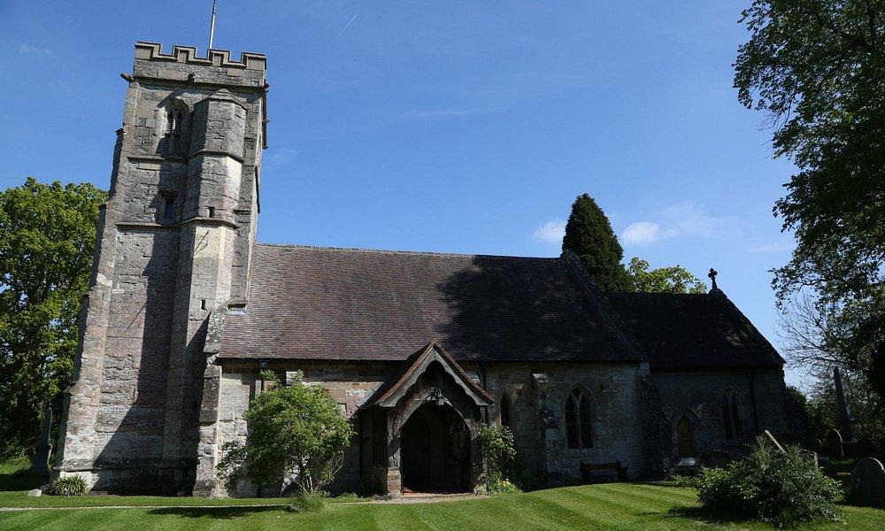 St Gile's Church, Packwood.