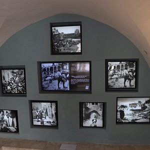 Alone on the Walls exhibition