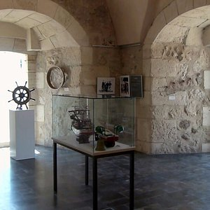 Upper Exhibition Room