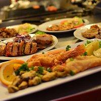 Filoxenia smakelijk gerechten