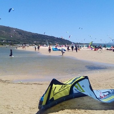 Everything you need to kitesurf is here in Tarifa. Except you! | Graykite