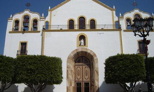 Iglesia Parroquial de Santa María de Ambrox, Dalías © Robert Bovington