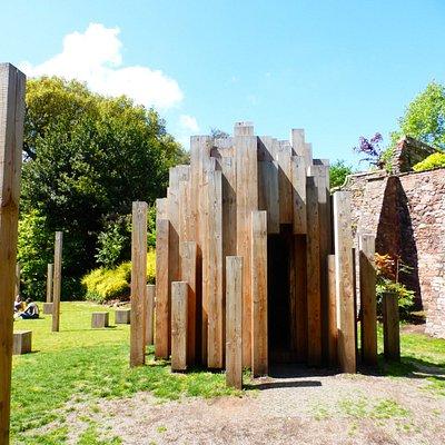 Hollow, sculpture