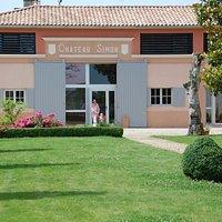 Chateau Simon- Domaine Familiale avec un accueil chaleureux et d'excellent vins