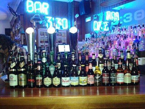 La mayor variedad de cervezas de Punta Umbría