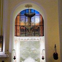 Ornamenten in de kerk
