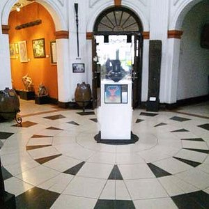 Point zero, the place from which distances to the rest of the world from nairobi are measured.