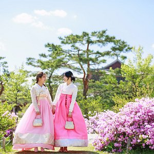 at Gyeongbokgung in 3355 HANBOK (Photo by. Pho LEE)