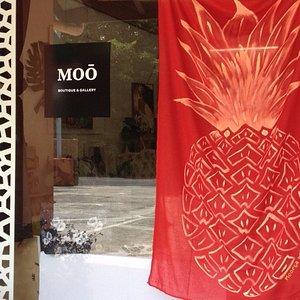 Pareo handmade in Moorea
