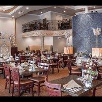 Hatam restaurant interior