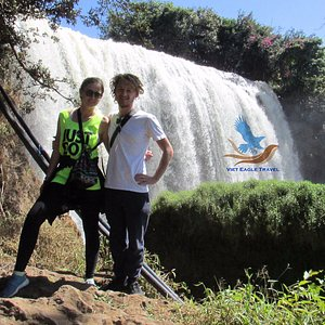 Elephant Waterfall the place you must come to while you are come to Dalat