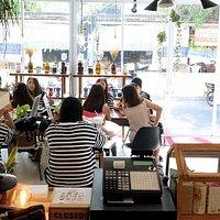 A Lot Like Love Cafe