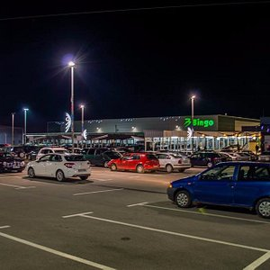 Biggest Shopping centar in Medjugorje