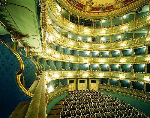 Hlediště Stavovského divadla