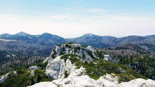 Crikvena peak