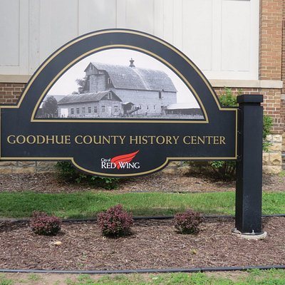 Here is our main sign at the corner of Oak Street and Williams Avenue.