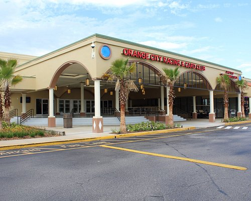 Orange City Racing and Card Club in Marketplace View Plaza in Orange City Florida