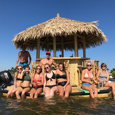 Gather your friends and spent the day at the Sandbar.