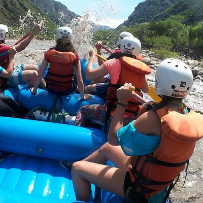 Whitewater Rafting on the Rio Chicamocha