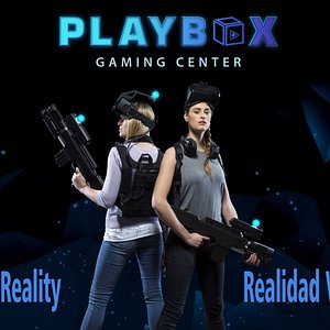 Virtual reality. If you are about action and extreme in the middle of the historic center of Cus