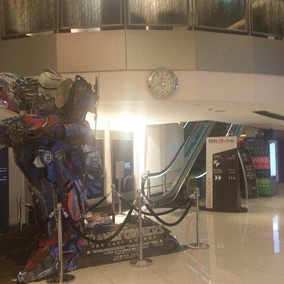 Reel Cinemas Dubai Marina Mall